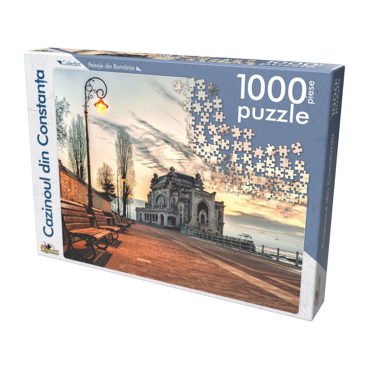 Puzzle clasic Noriel - Cazinoul din Constanta, 100 piese