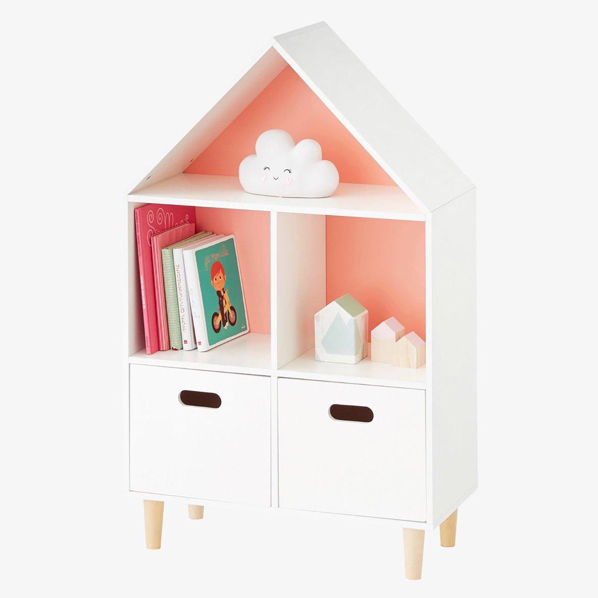 Biblioteca Home Concept Sugar, Roz