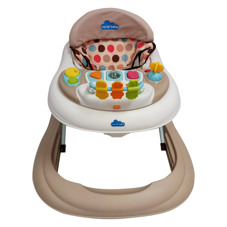 noriel bebe - premergator cu masuta de activitati