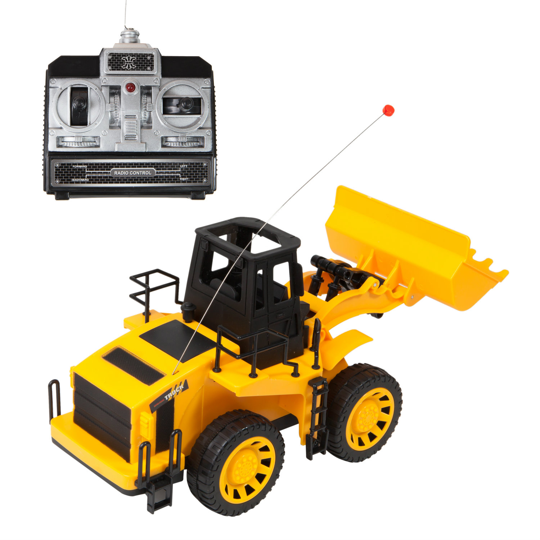 noriel vehicule - excavator cu telecomanda