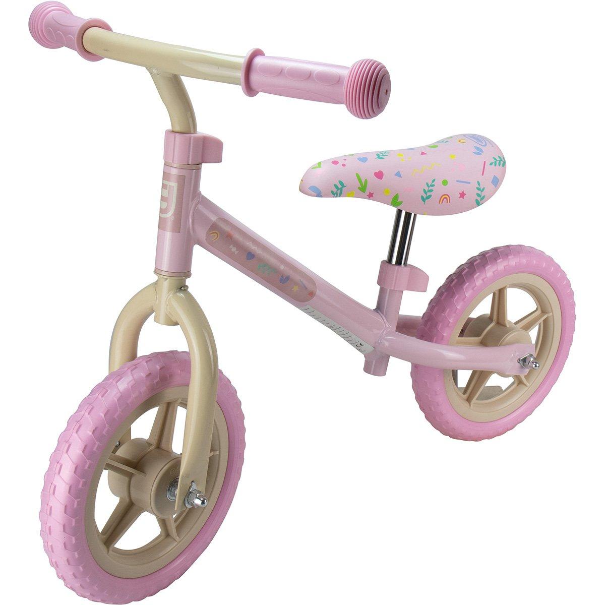 Bicicleta fara pedale Funbee, Roz imagine