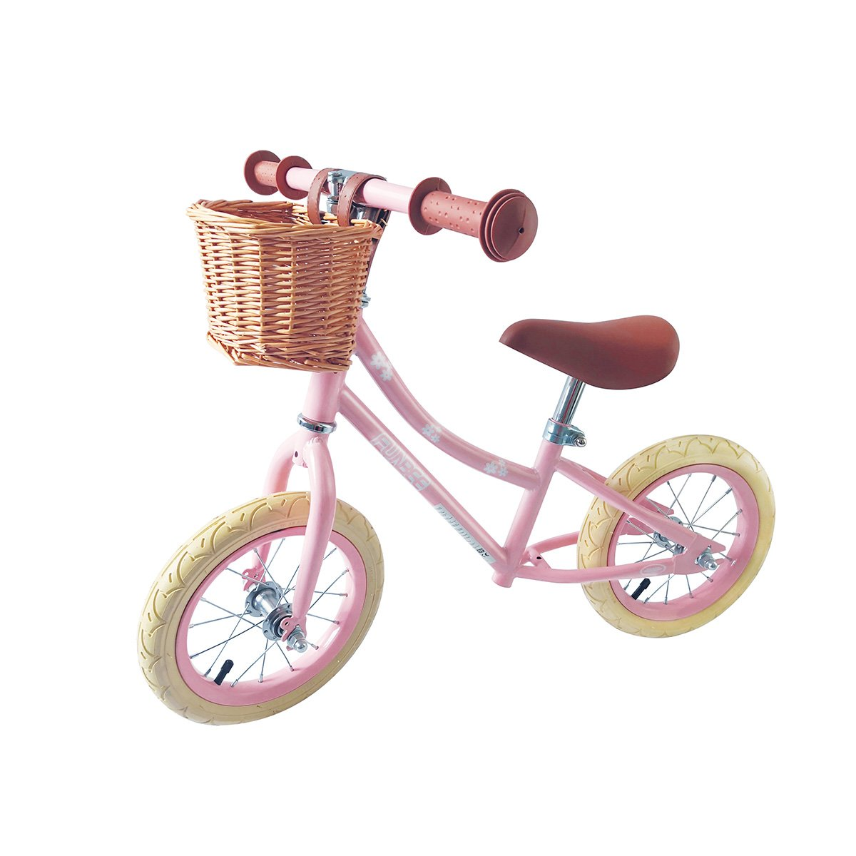 Bicicleta fara pedale, cos central Funbee, 12 inch