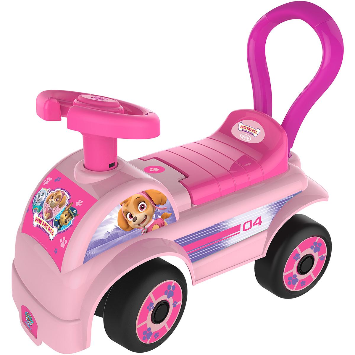 Masinuta fara pedale Paw Patrol, My 1st Ride On, Roz imagine