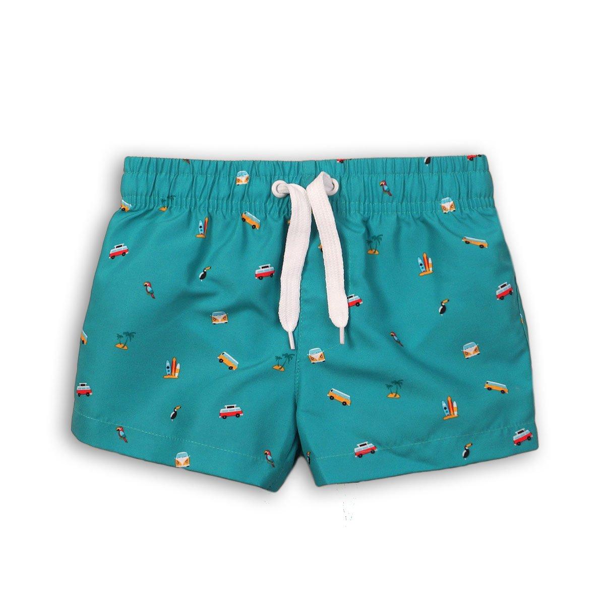 Pantaloni scurti cu imprimeu total, Minoti Basic 22331615 imagine