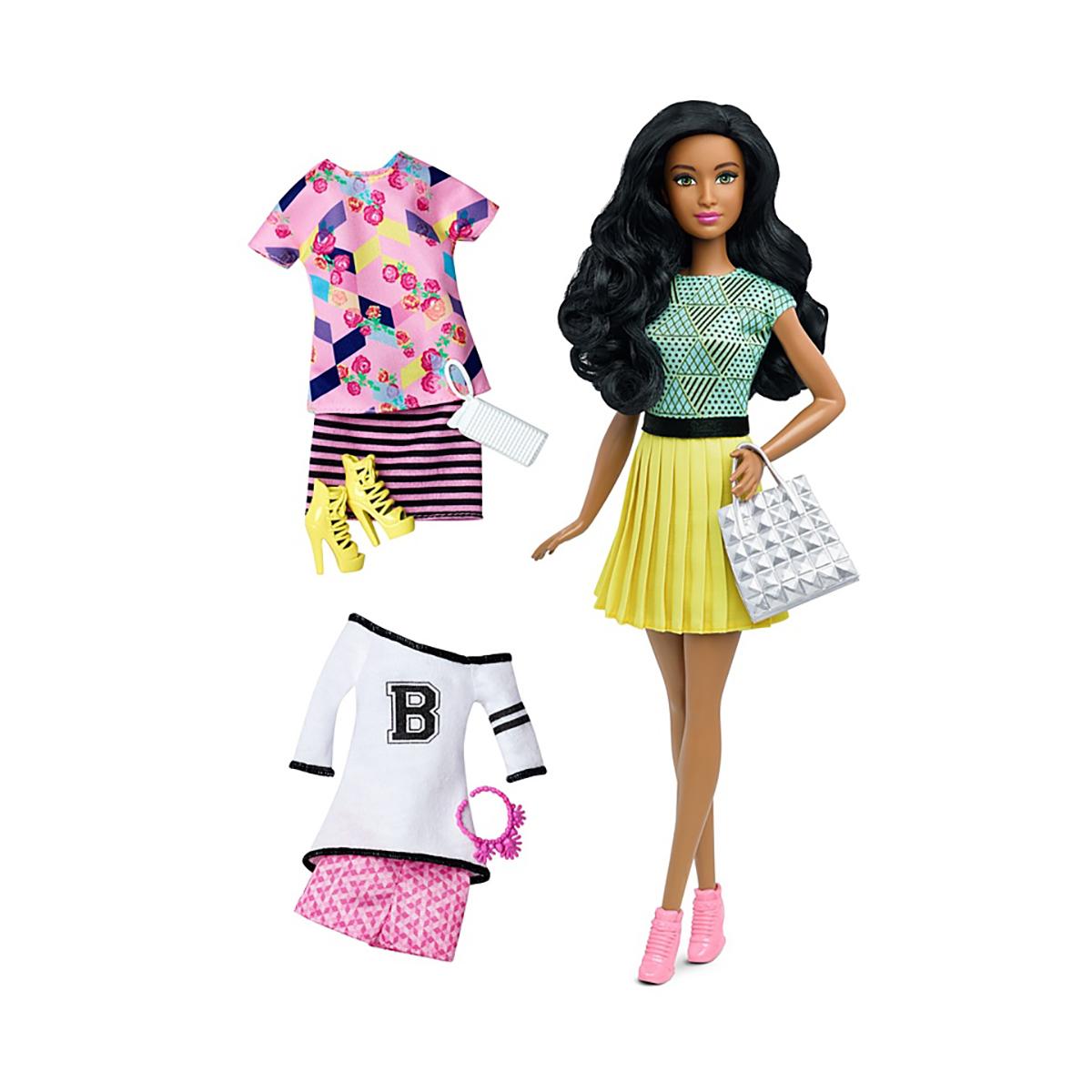 papusa barbie fashionistas - be fabulous