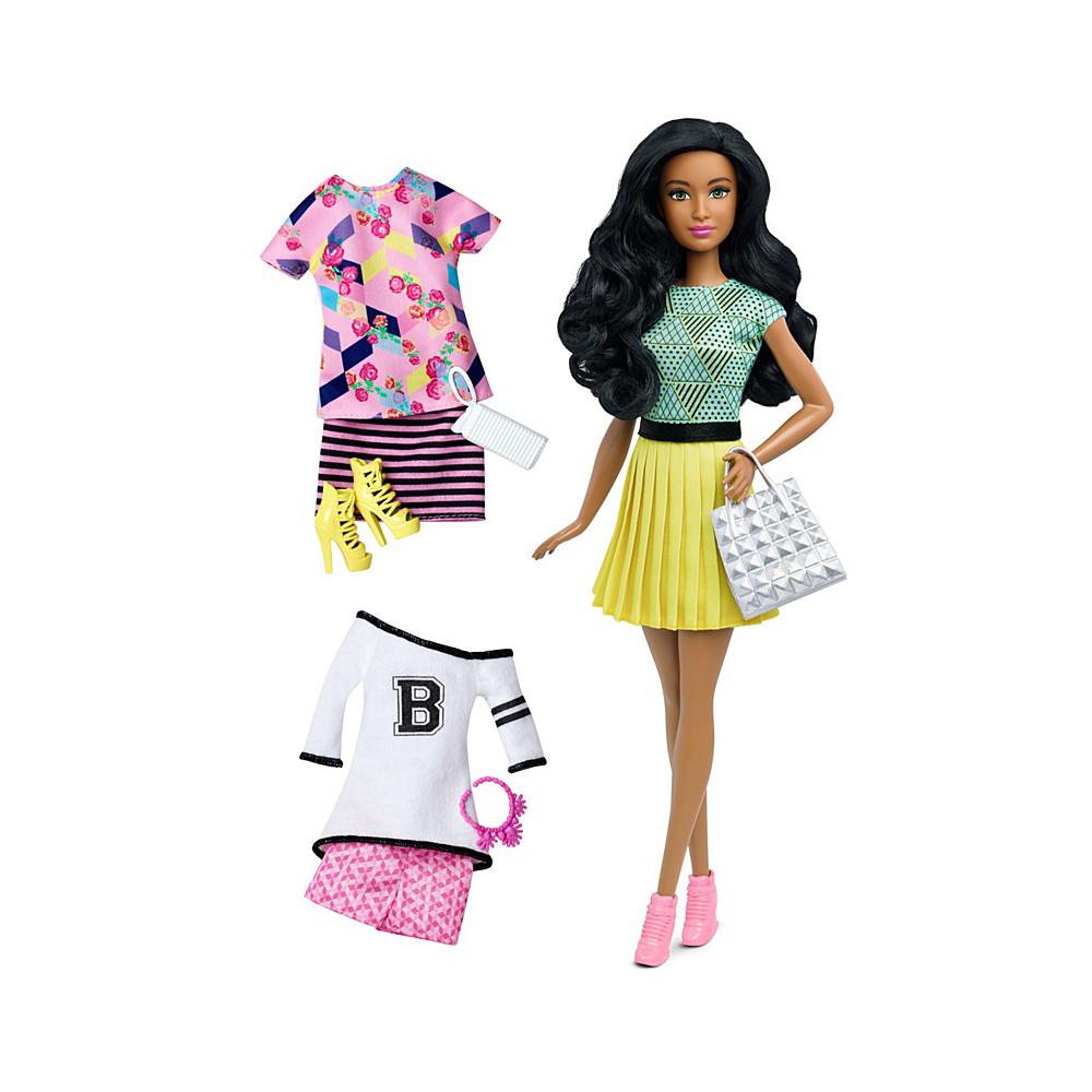 papusa barbie fashionistas - creola