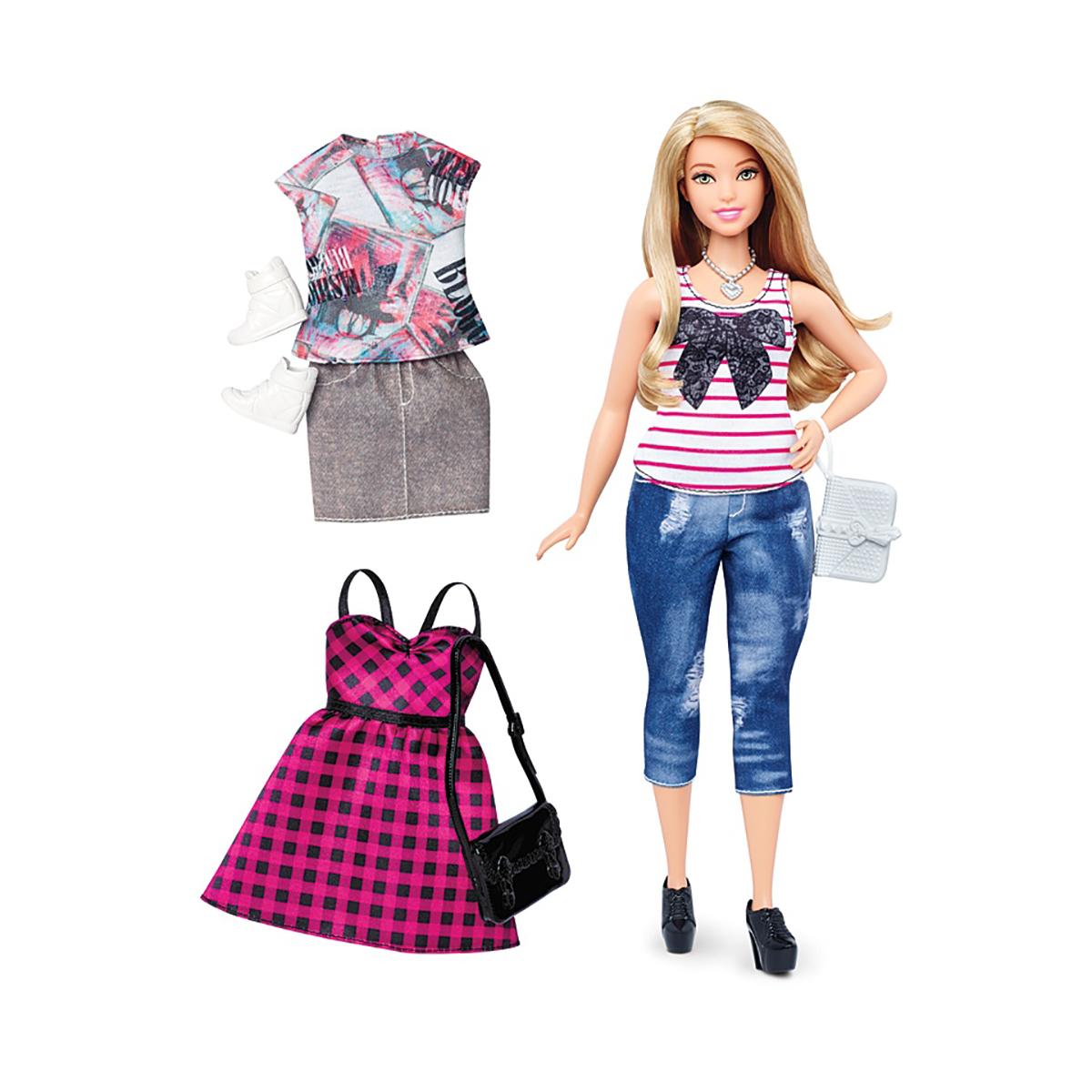 papusa barbie fashionistas - everyday chic