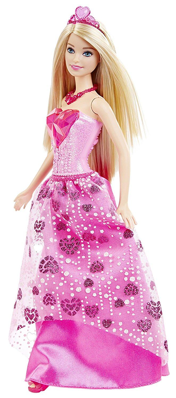 papusa barbie - printesa giuvaier