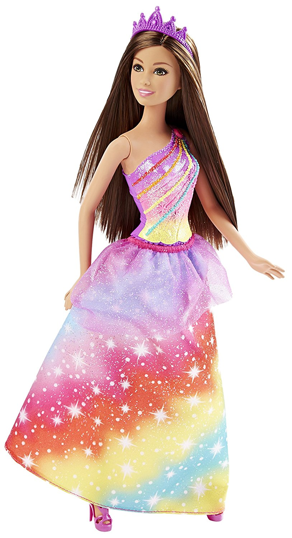 papusa barbie - printesa rainbow
