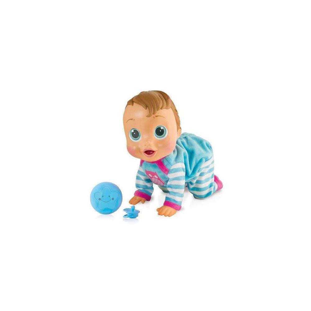 papusa bebelus baby wow luca