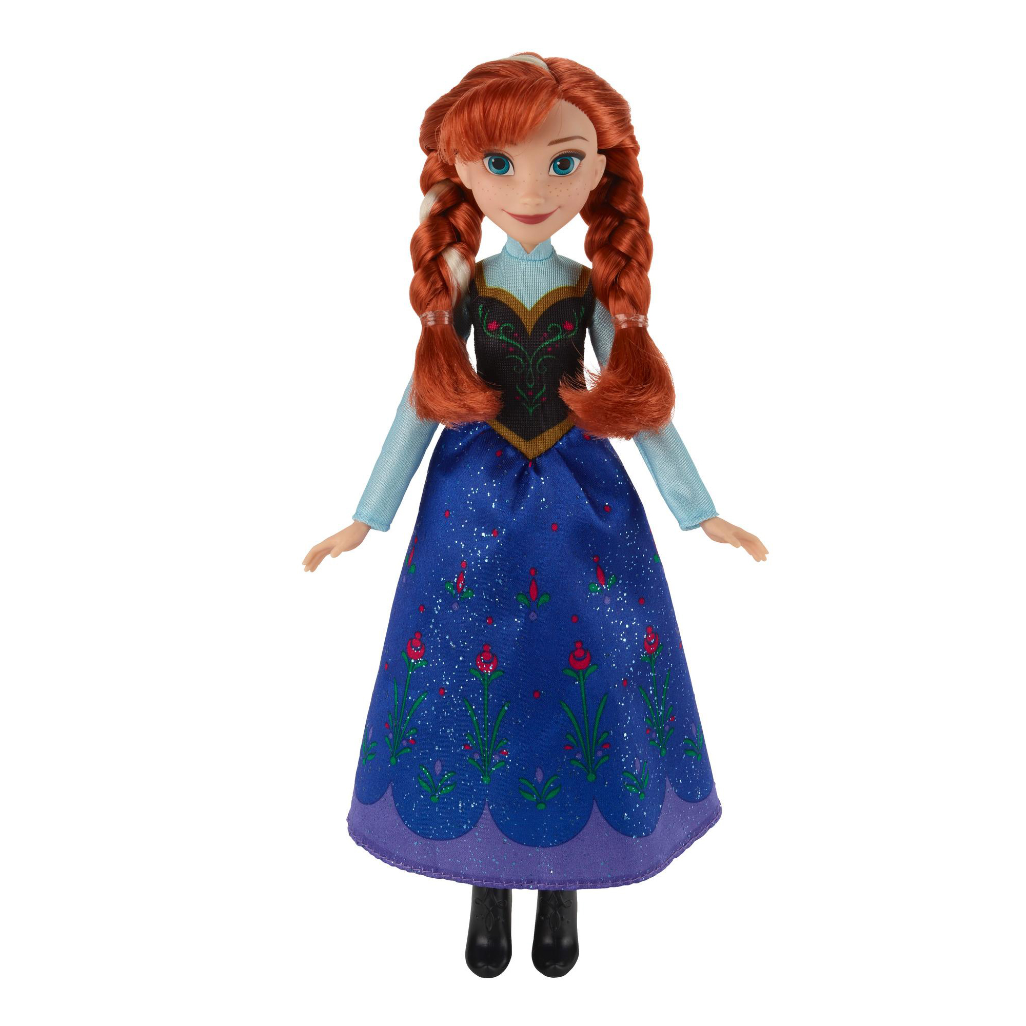 papusa disney frozen classic fashion - anna