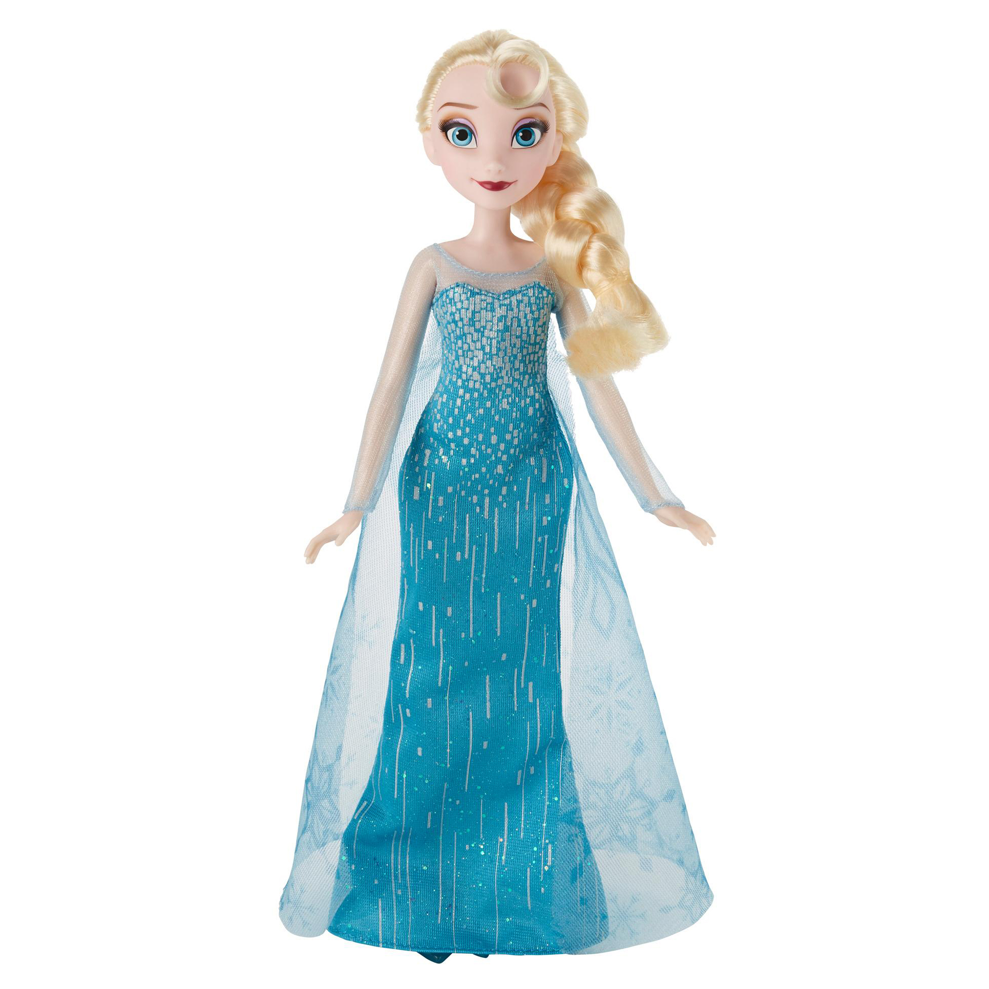 papusa disney frozen classic fashion - elsa