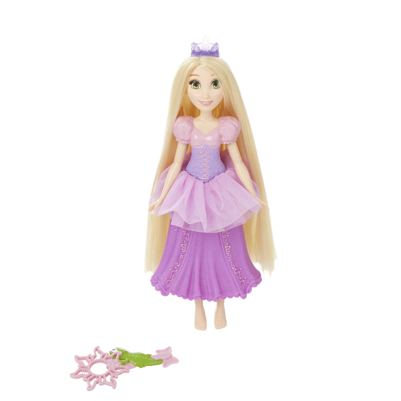 papusa disney princess baloane de sapun - rapunzel