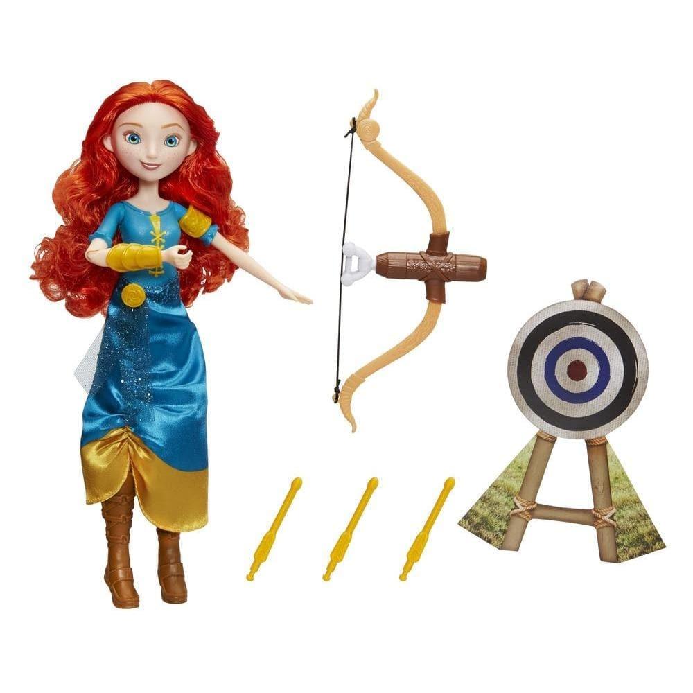 disney princess - merida si arcul de aventuri