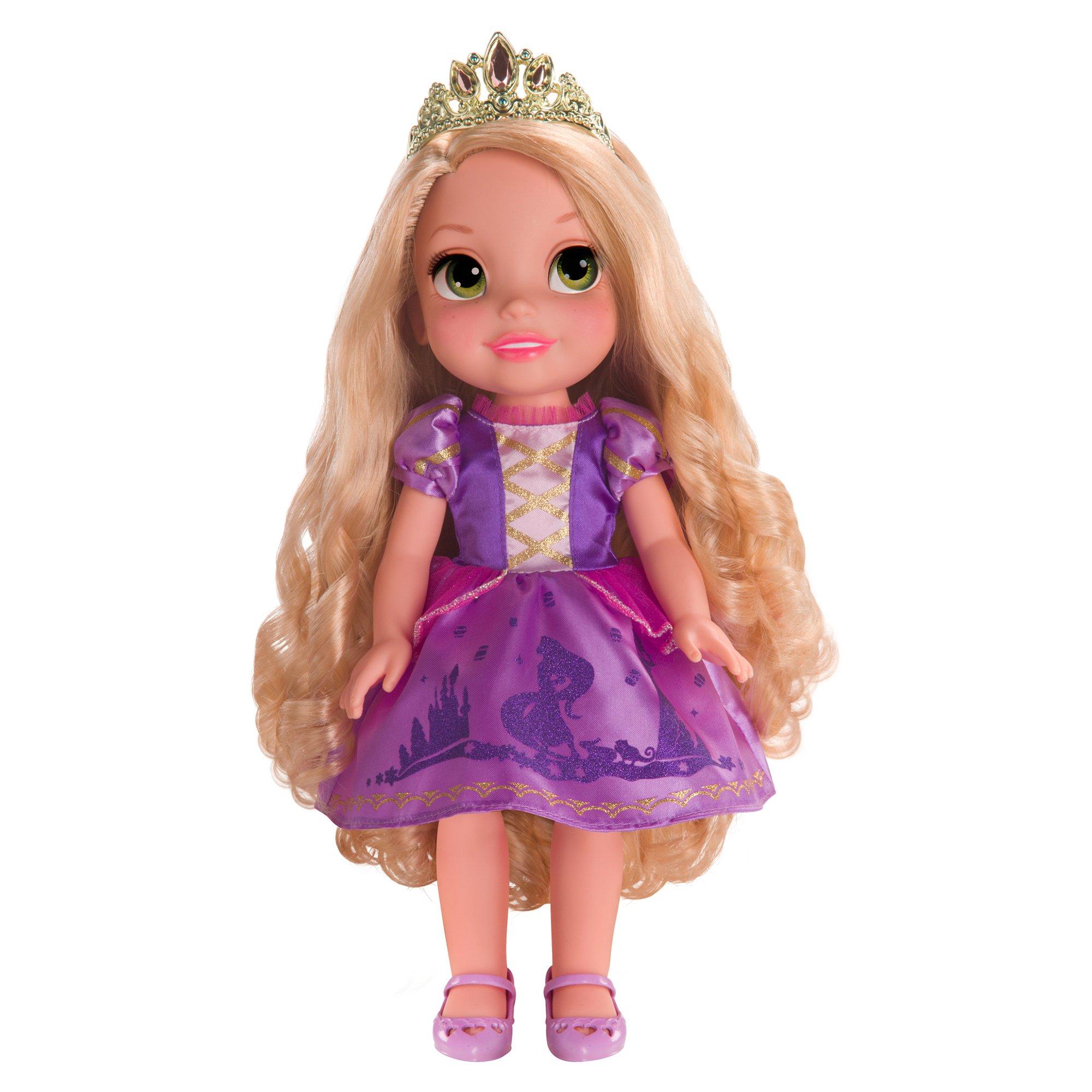 papusa disney princess - rapunzel