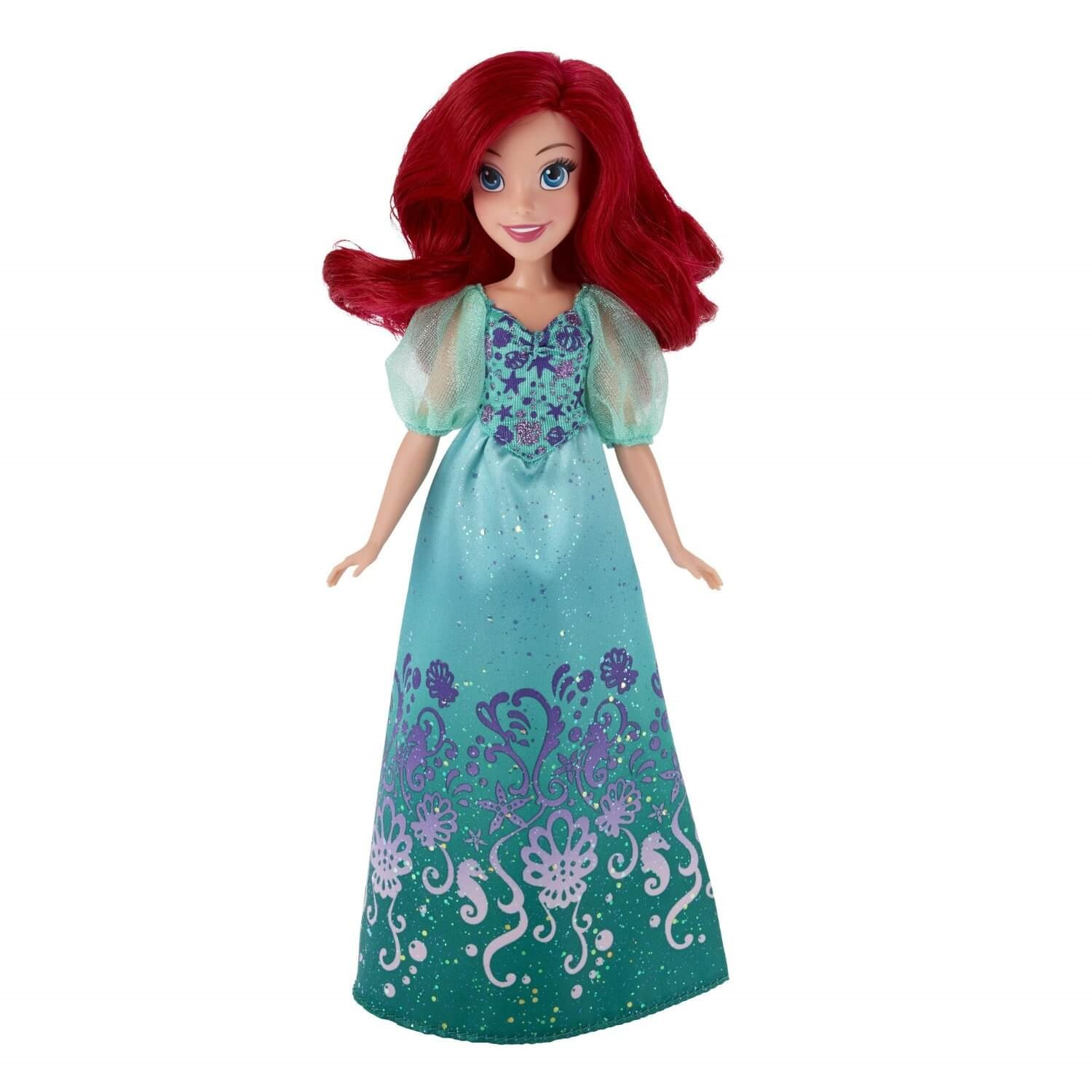 papusa disney princess royal shimmer - ariel