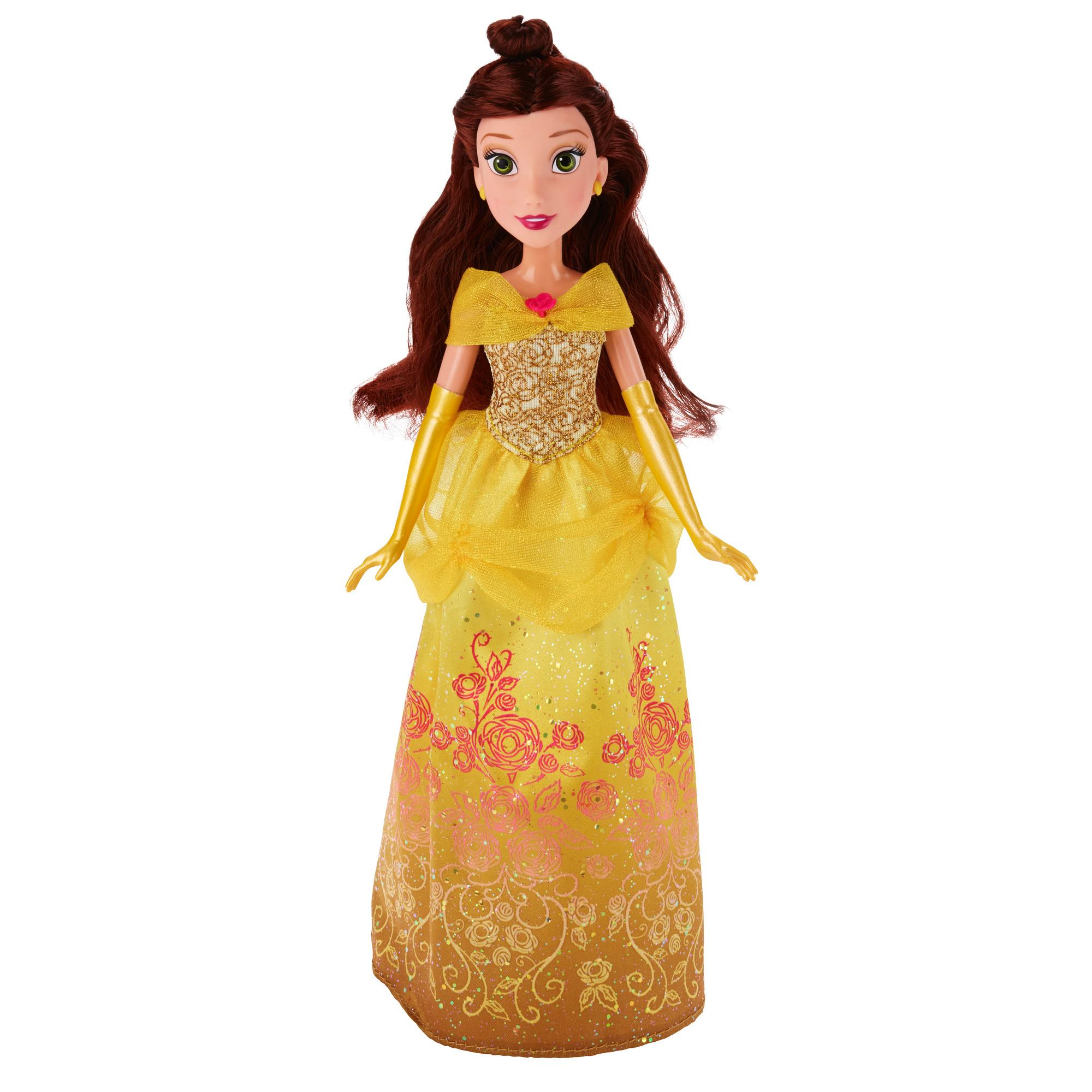 papusa disney princess royal shimmer - belle