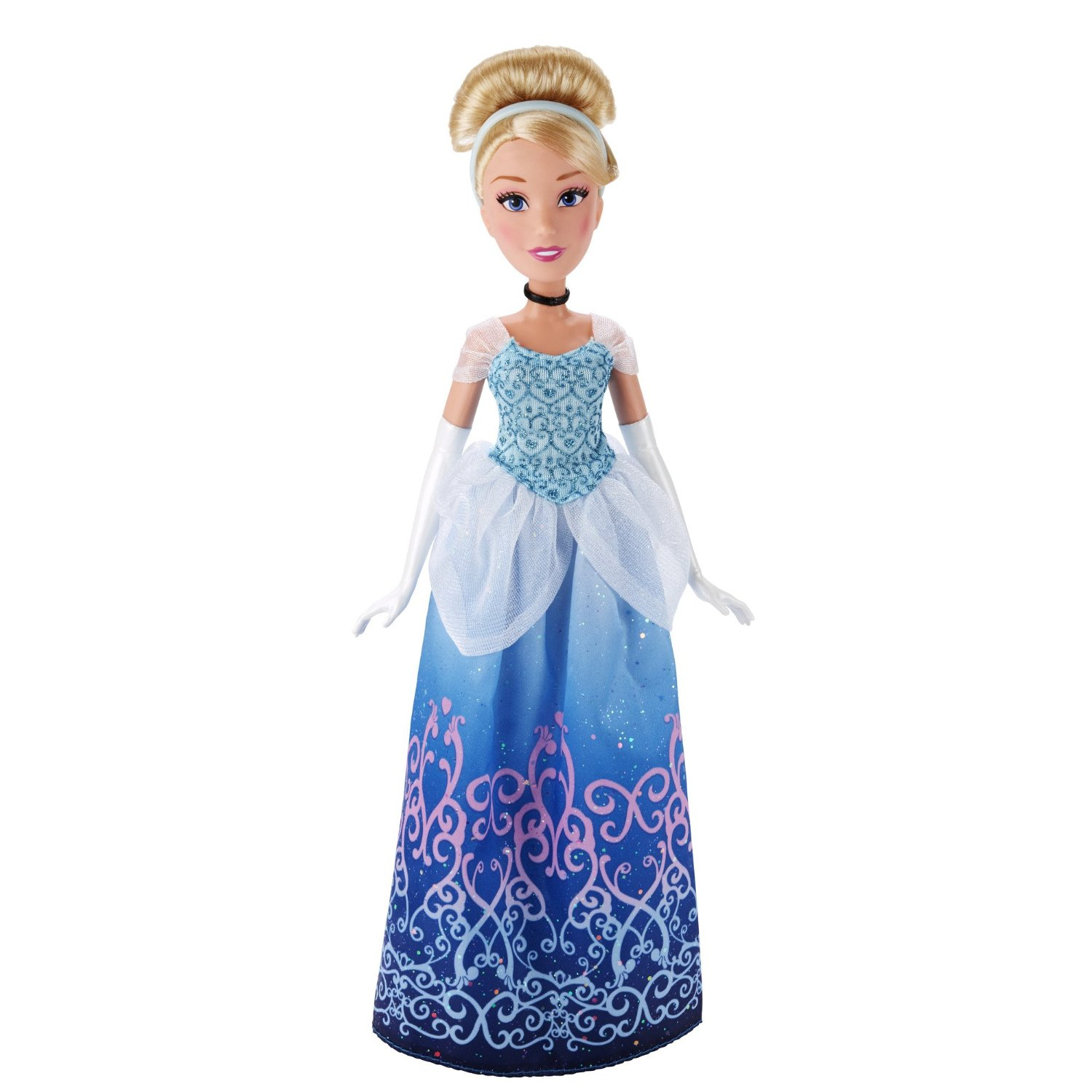 papusa disney princess royal shimmer - cenusareasa