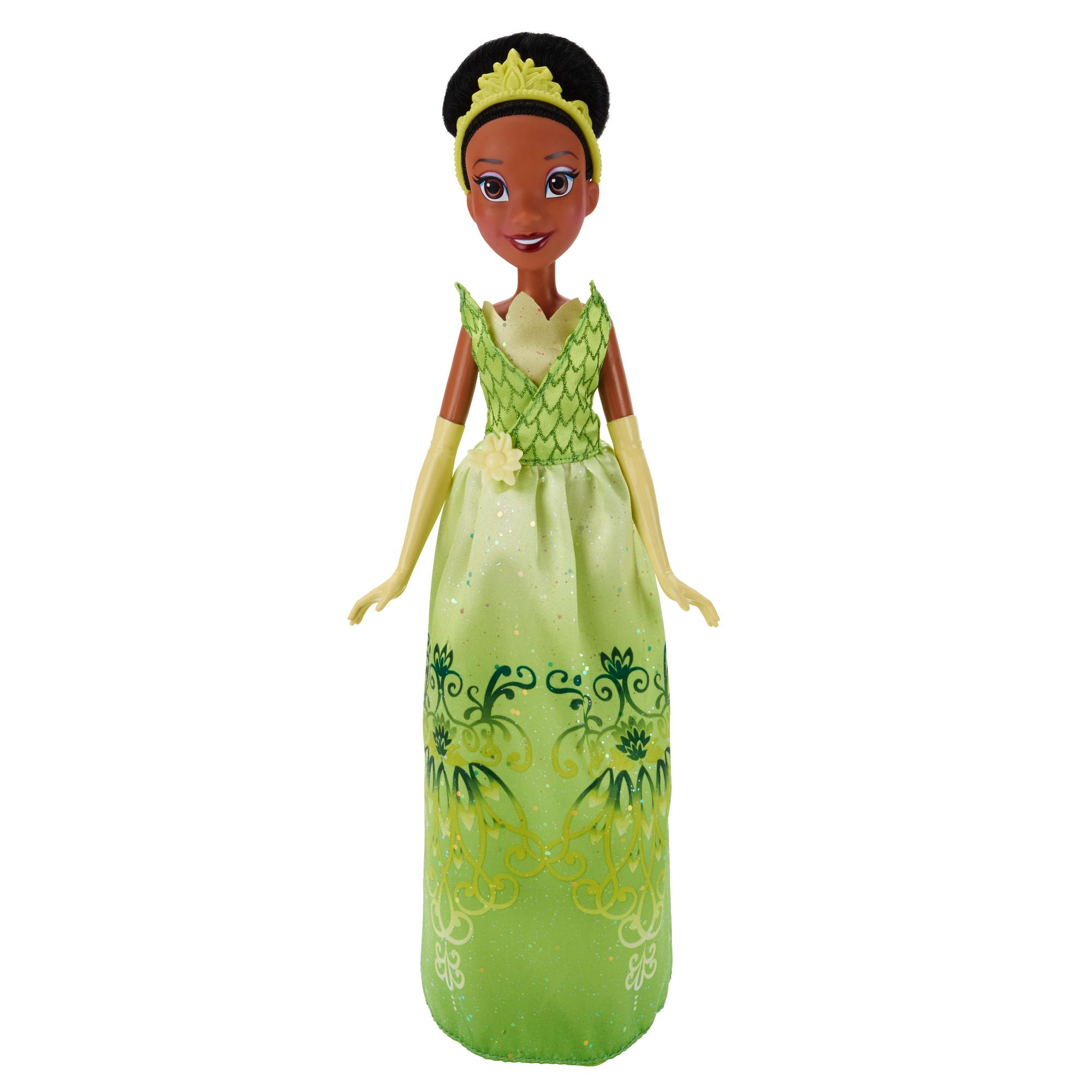 papusa disney princess royal shimmer - tiana