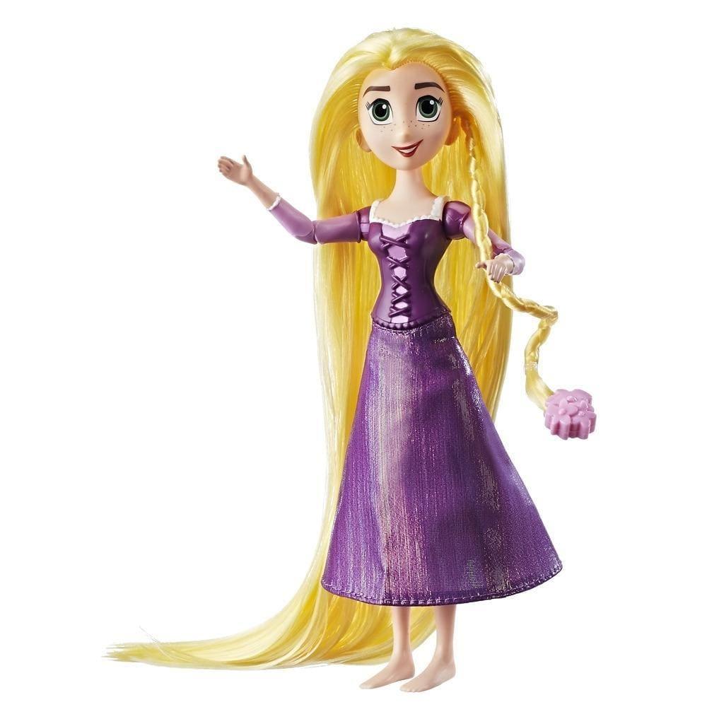 papusa disney princess tangled - rapunzel