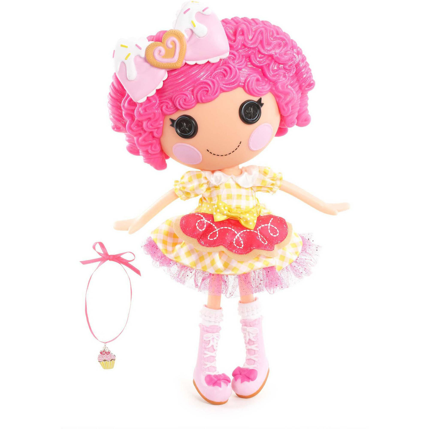 papusa lalaloopsy super silly party - crumbs sugar cookies