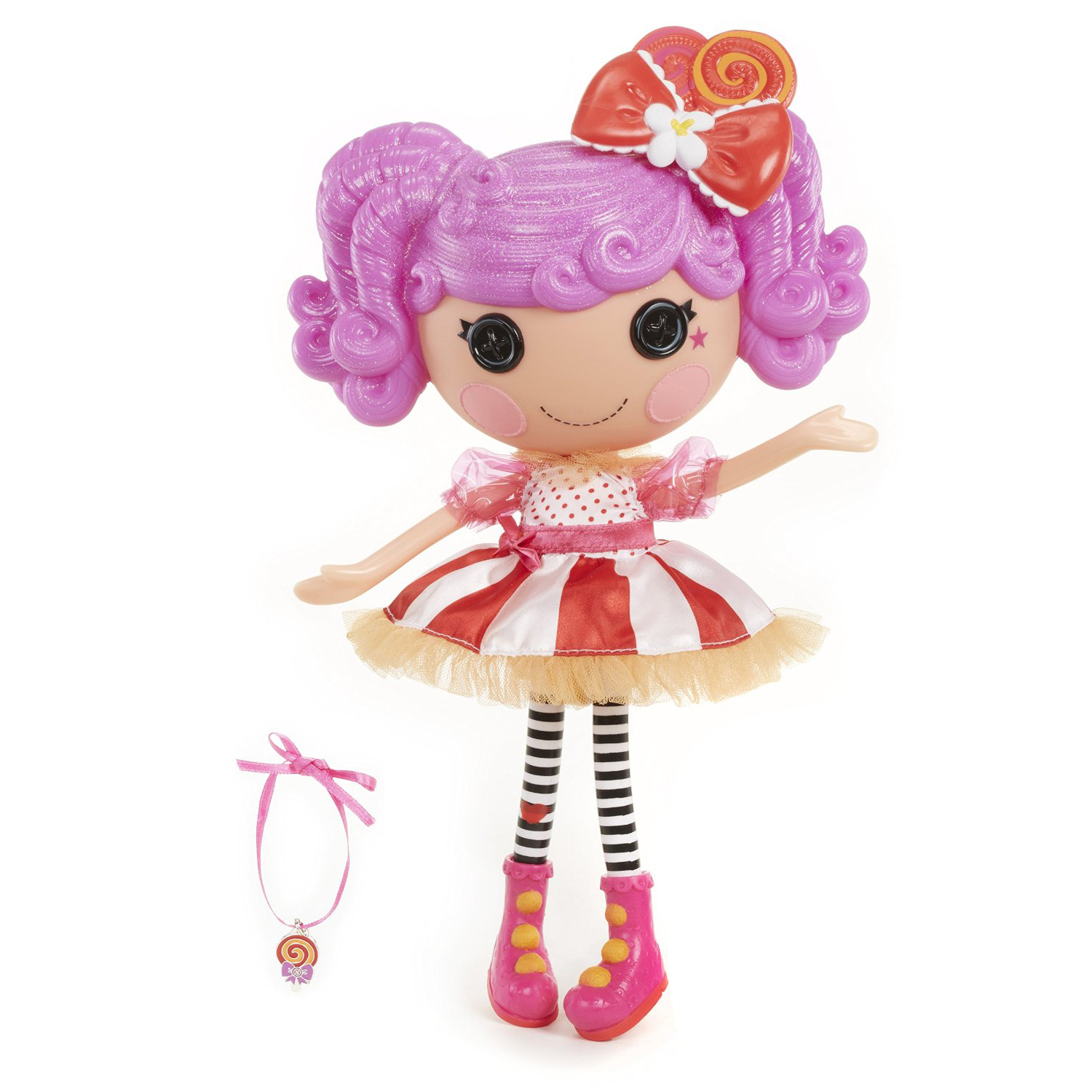 papusa lalaloopsy super silly party - peanut big top