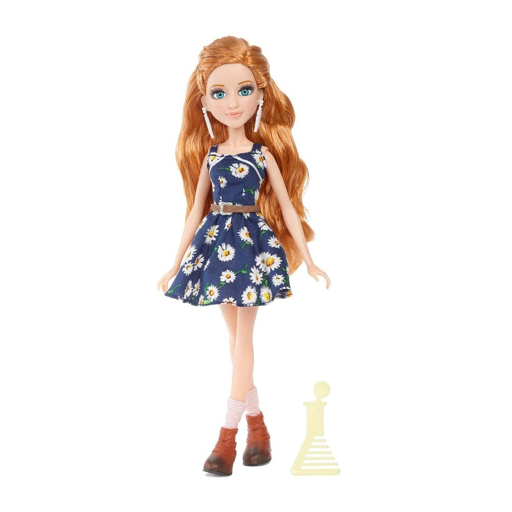 papusa project mc2 - ember evergreen, 30 cm