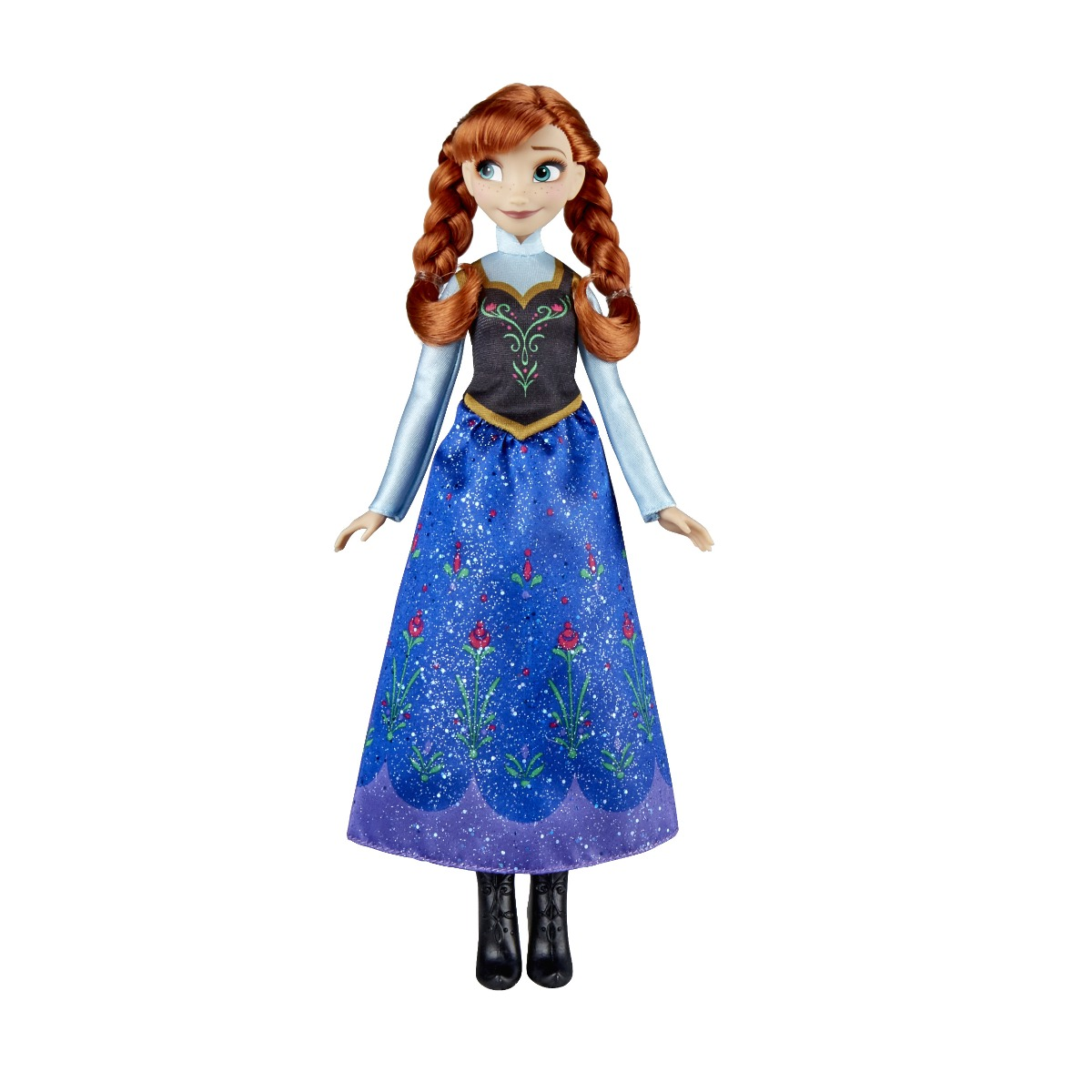 Papusa Anna Disney Frozen, Clasica