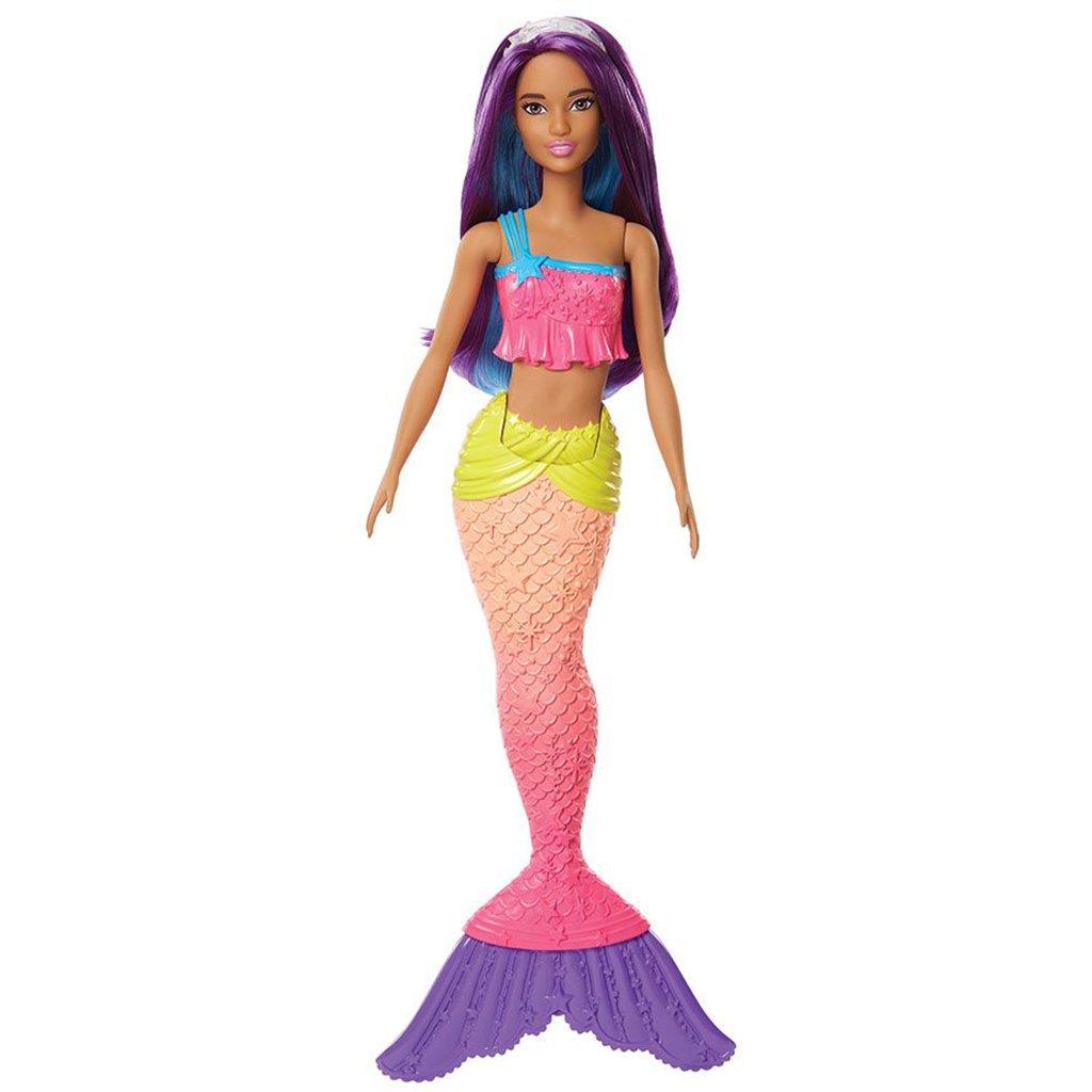 papusa barbie sirena dreamtopia