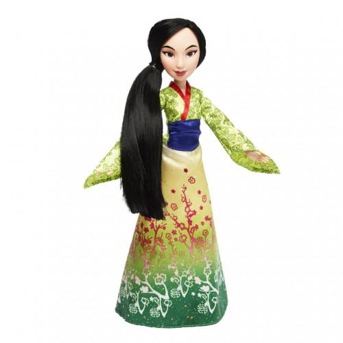 Papusa Disney Princess Royal Shimmer - Mulan
