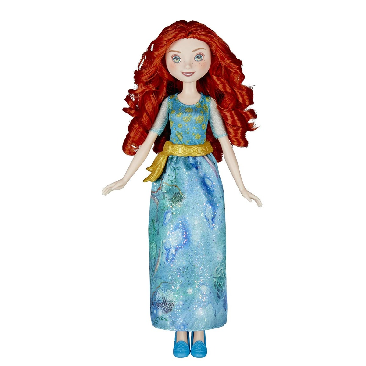 Papusa Hasbro Disney Princess Royal Shimmer, Merida