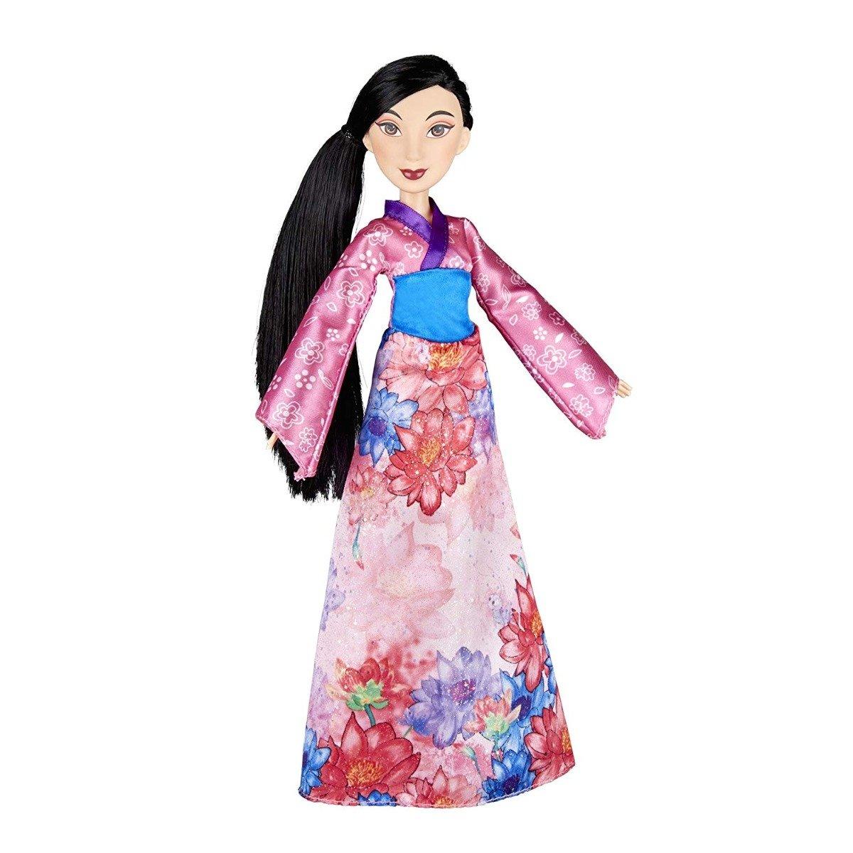Papusa Hasbro Disney Princess Royal Shimmer, Mulan