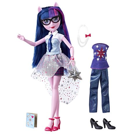 Papusa My Little Pony Equestria Girls Twilight Sparkle