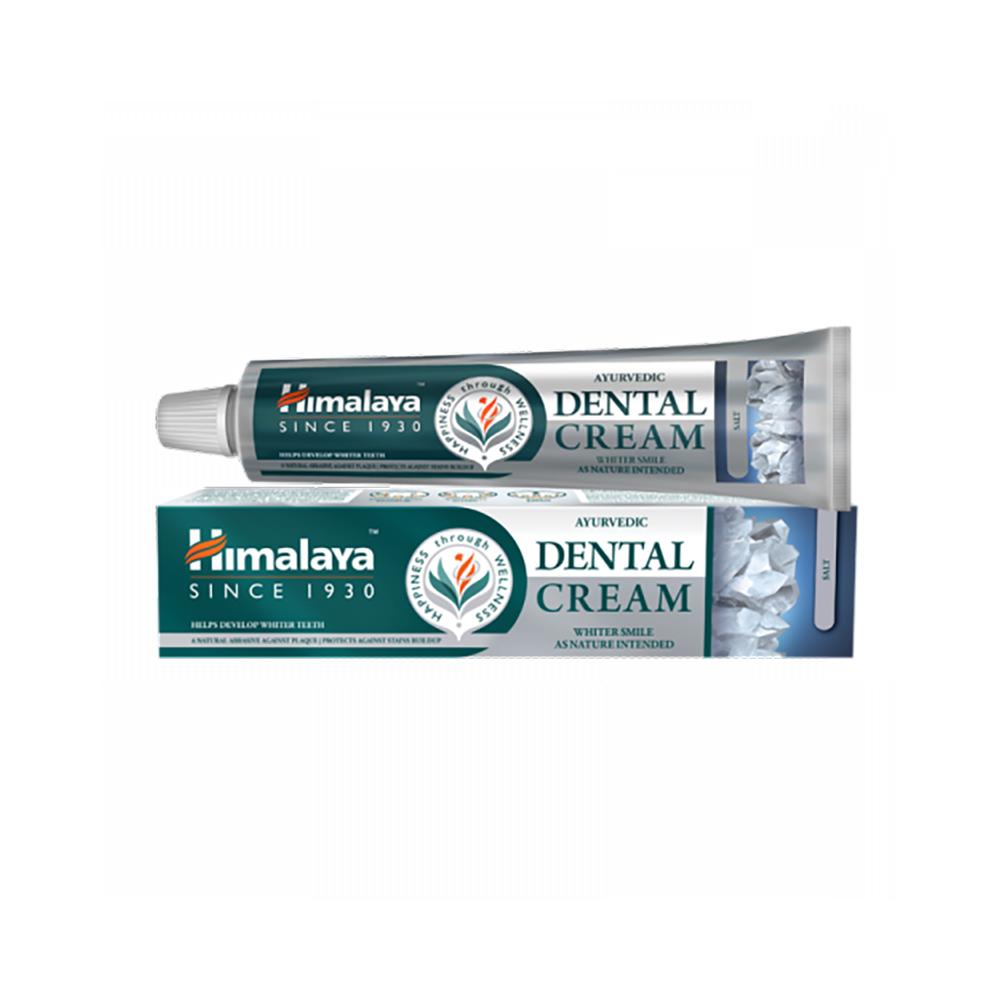 Pasta de dinti Himalaya Dental Cream Salt, 100 ml