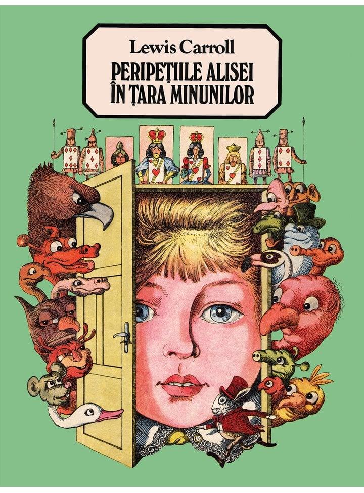 Peripetiile Alisei in Tara Minunilor, Lewis Carroll