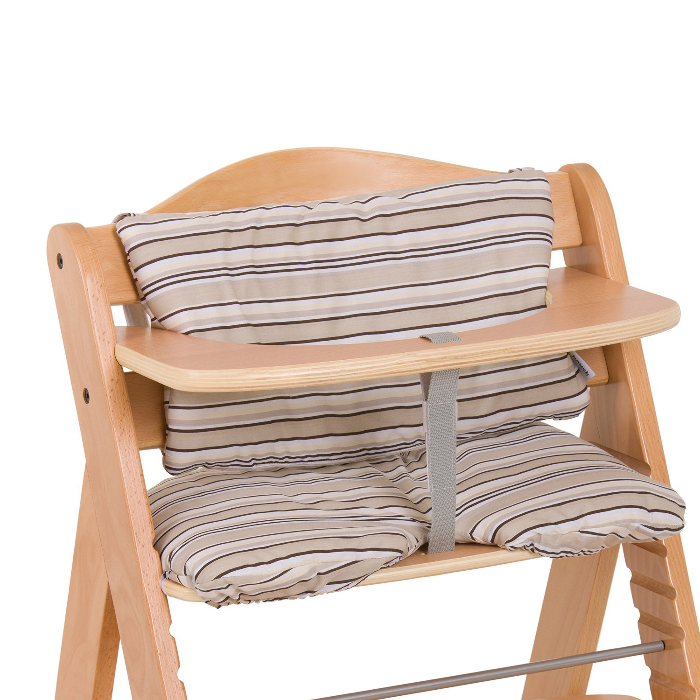 pernuta pentru scaun masa bebe hauck - multi beige