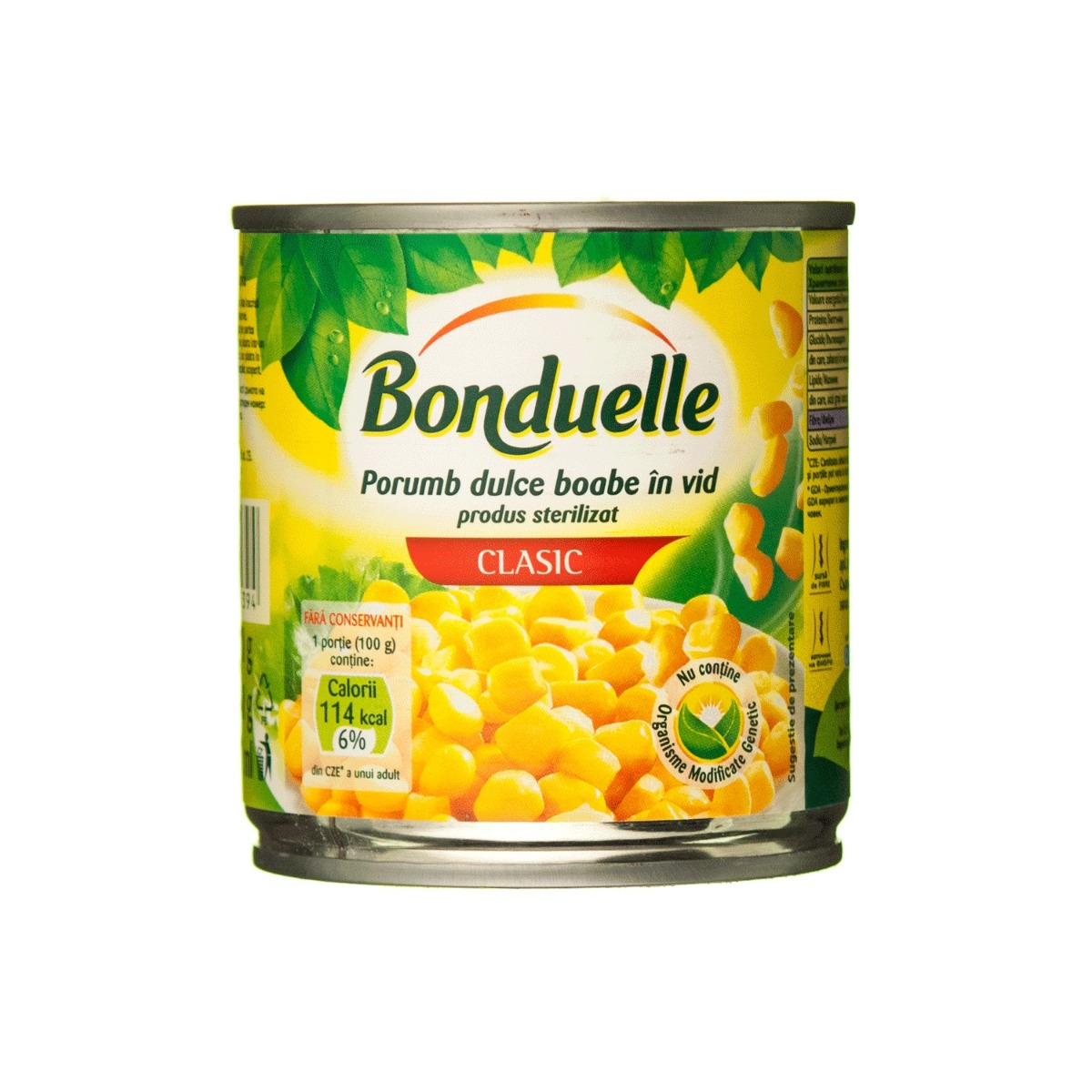 Porumb dulce Bonduelle, 170 g