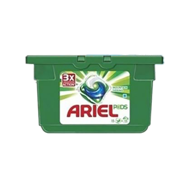 Detergent Automat Ariel Pods Regular 15 capsule, 300 g