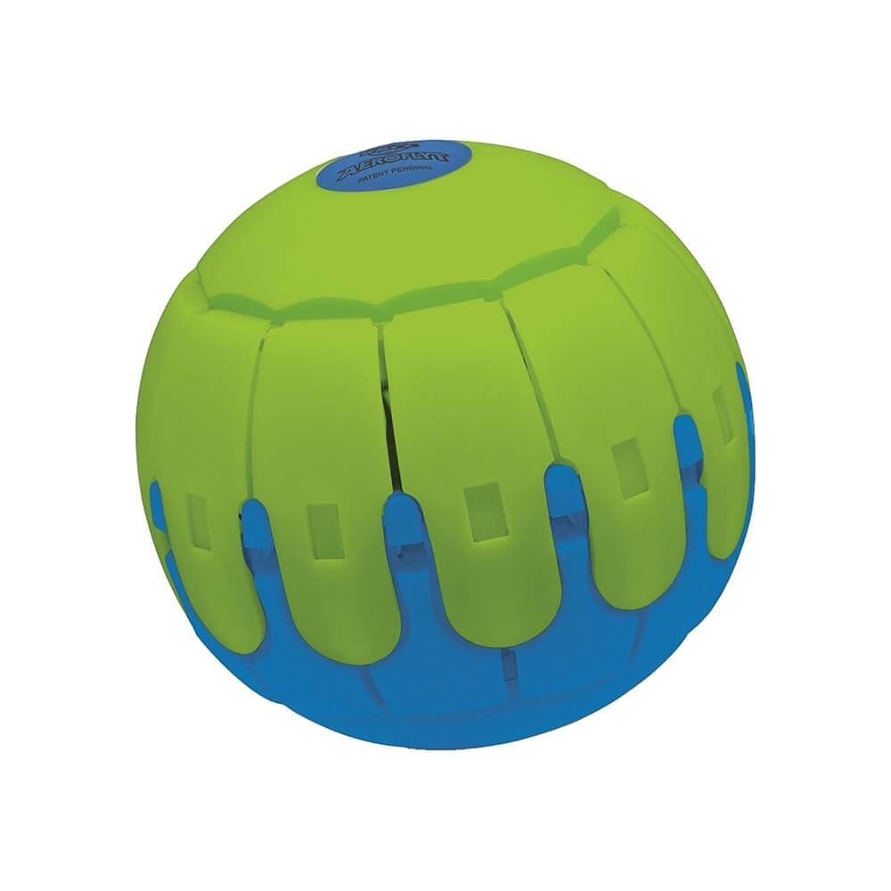 phlat ball aeroflyt, verde si albastru