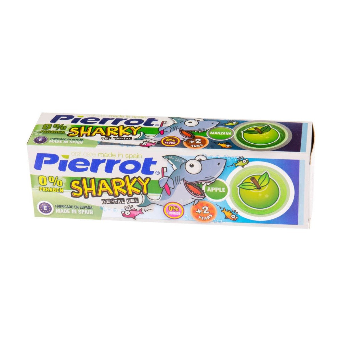 Pasta de dinti Pierrot Piwy (gel cu aroma de fructe) 75 ml