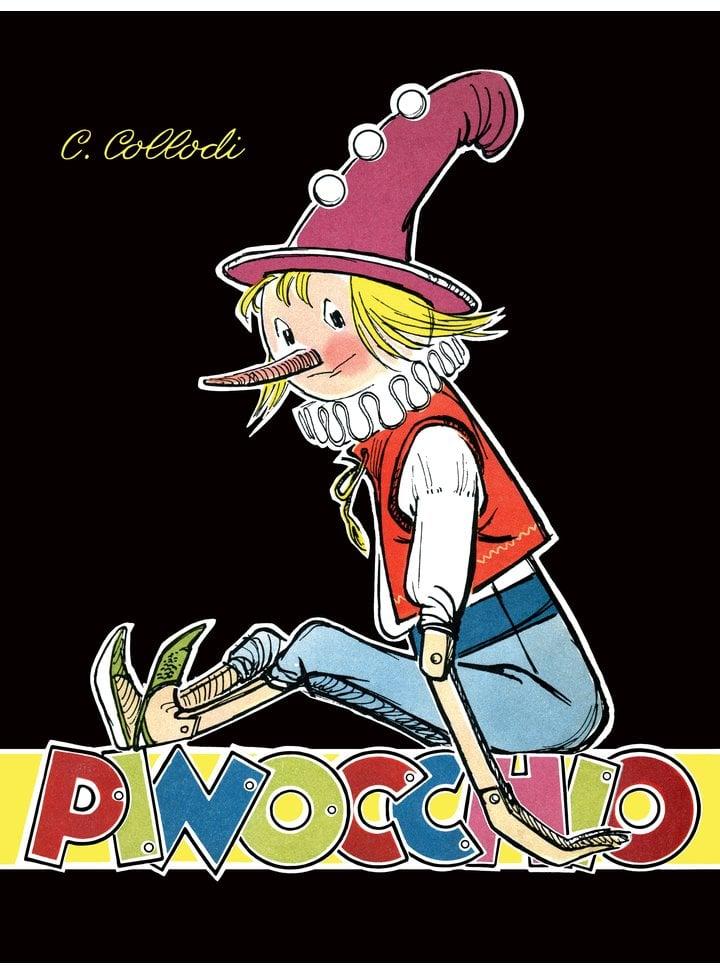Pinocchio, Carlo Collodi