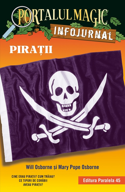 Piratii. Infojurnal, Will Osborne, Mary Pope Osborne