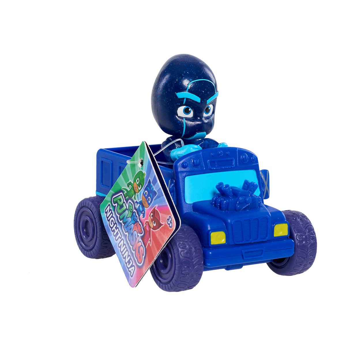 Set figurina cu mini autobuzul lui ninja Pj Masks imagine