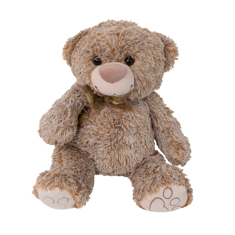Jucarie de plus Ursulet Maron, 29 cm