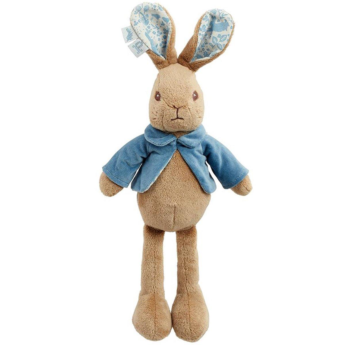 Jucarie bebe de plus Peter Rabbit Soft Toy, 32 cm imagine