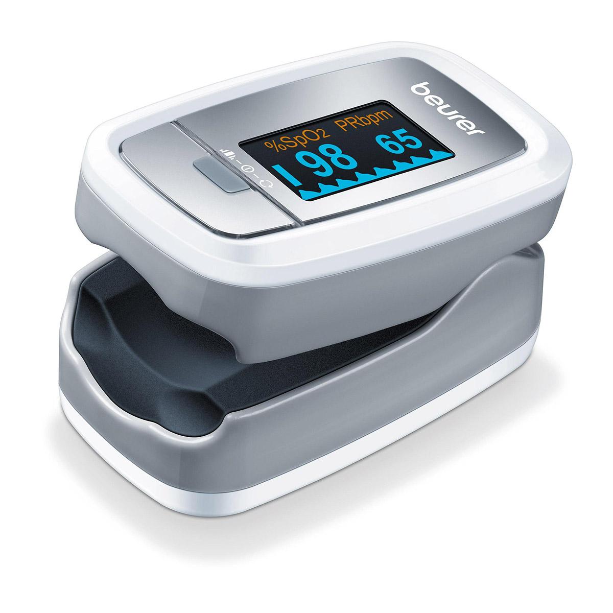 Pulsoximetru electronic Beurer PO30 imagine