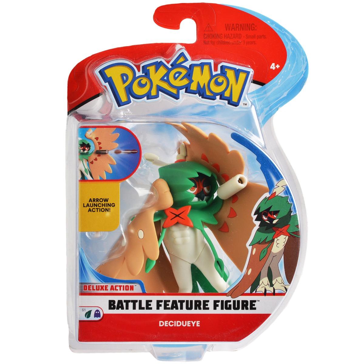 Figurina Pokemon de lupta S2 - Decidueye (95124)