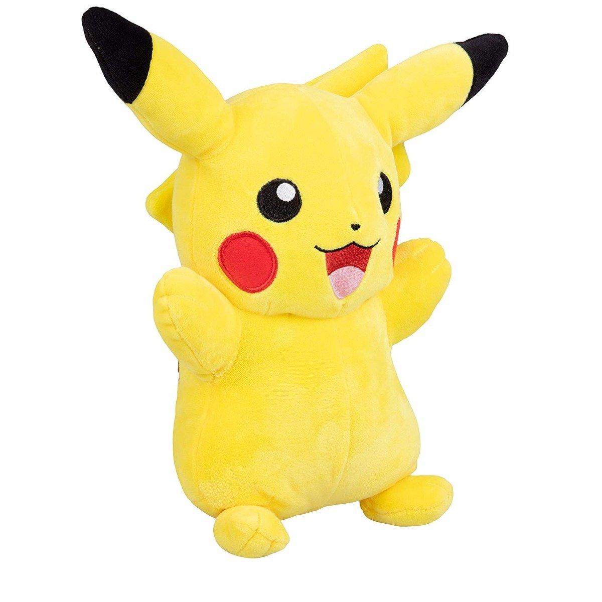 Jucarie de plus Pokemon - Pikachu