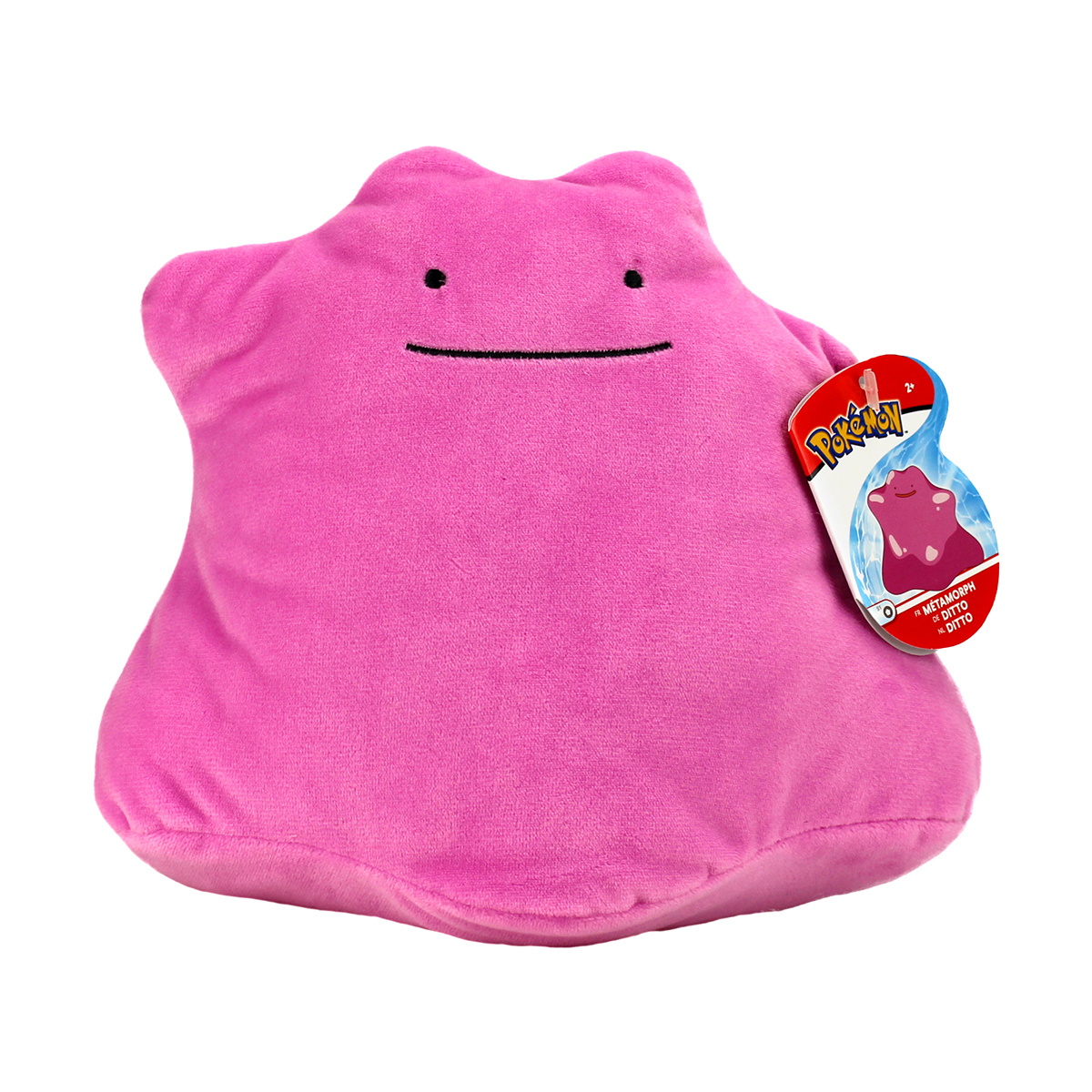 Jucarie De Plus Pokemon - Ditto