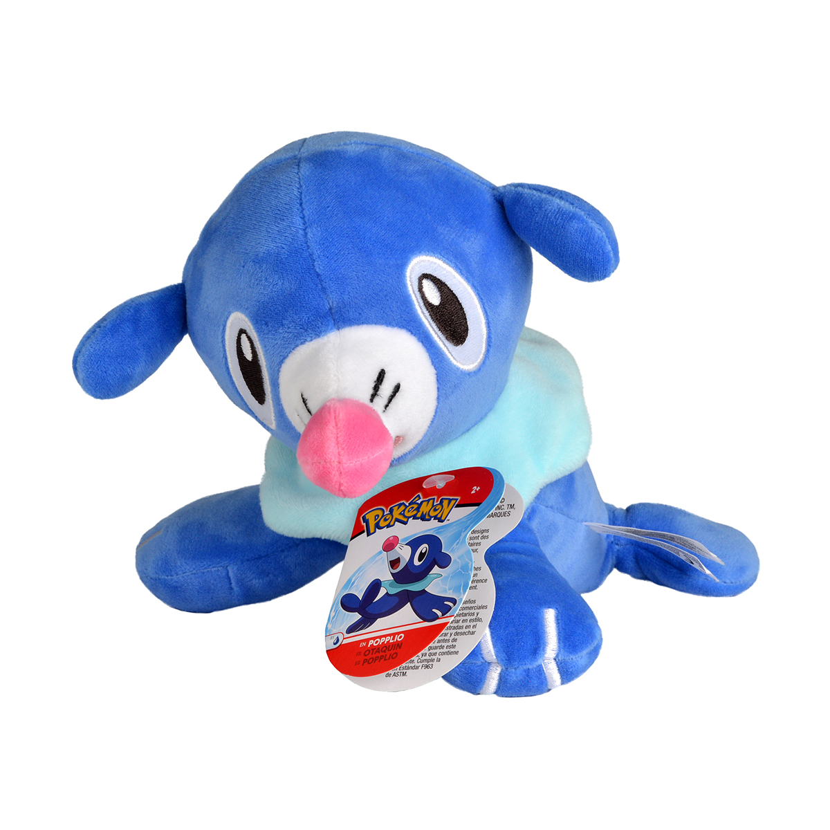 Jucarie de plus Pokemon - Popplio